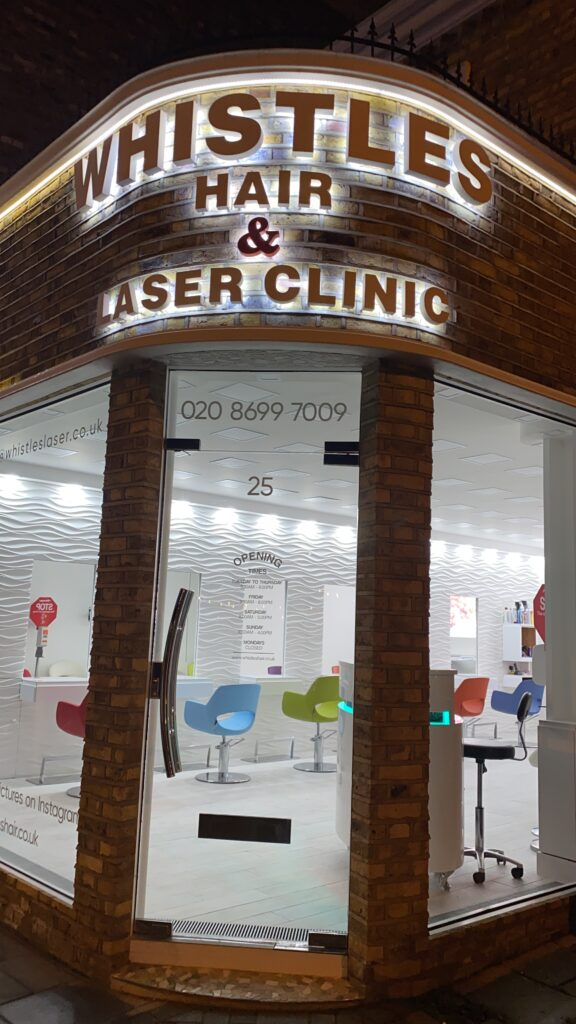 Whistles Laser Clinic